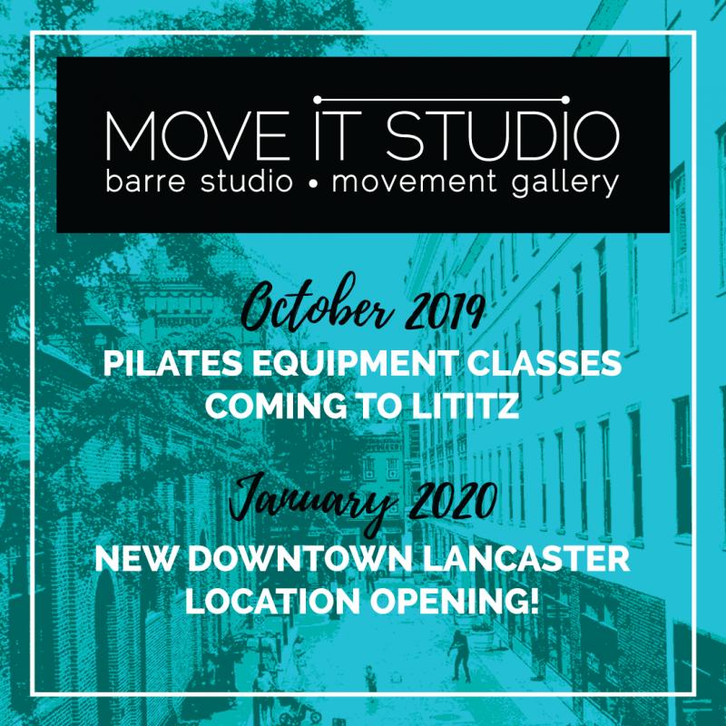 Best Barre Fitness Studio Lancaster Lititz PA Pennsylvania