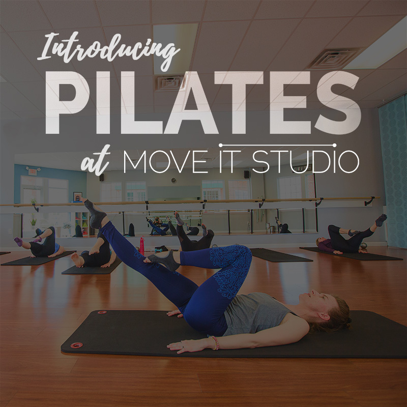 Get your Mat on: Pilates at Move It