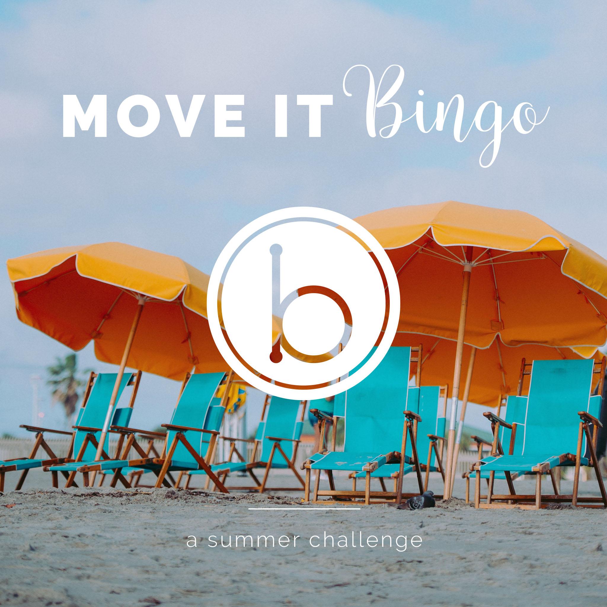 Move It Bingo