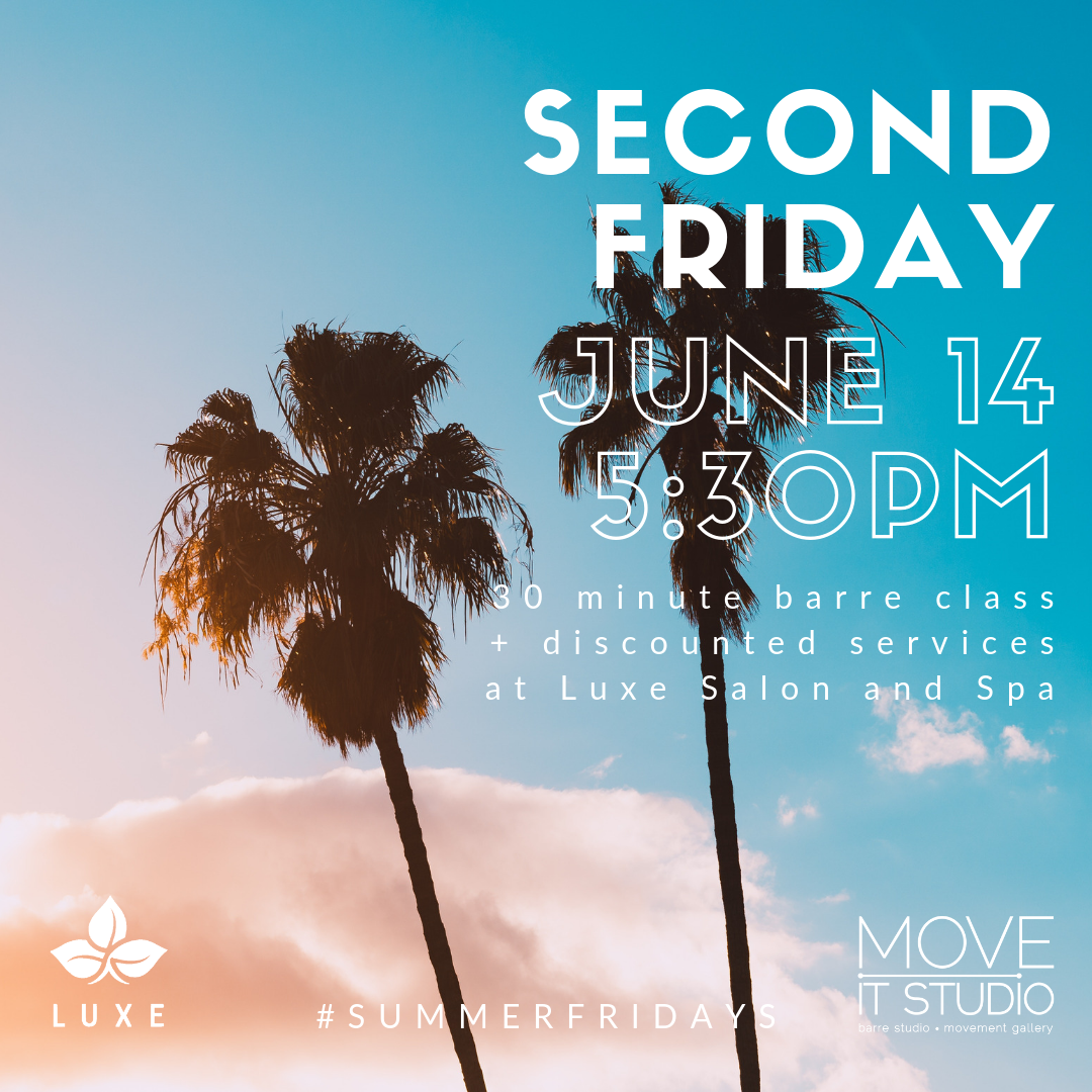 Second Friday with Luxe