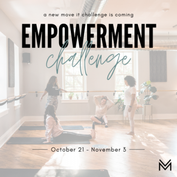 Looking for Inspiration? The Empowerment Challenge is Coming
