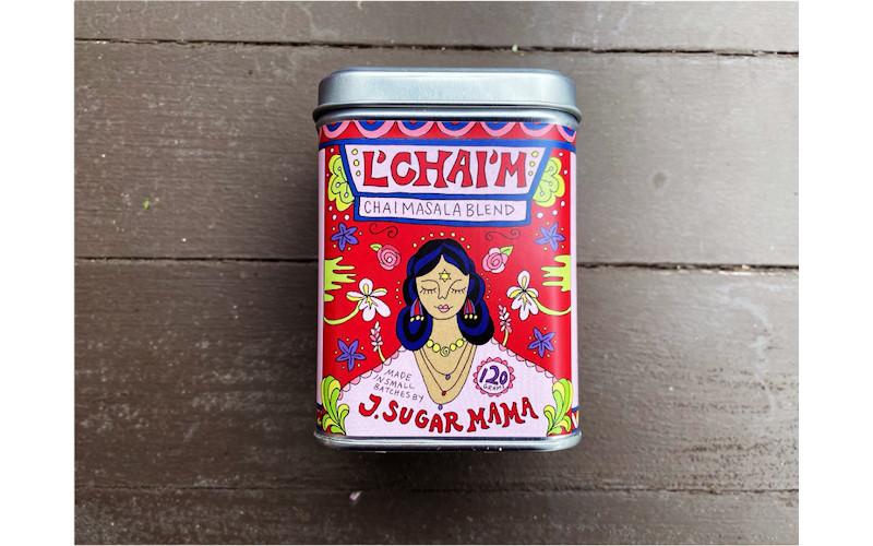 la chaim to life chai masala
